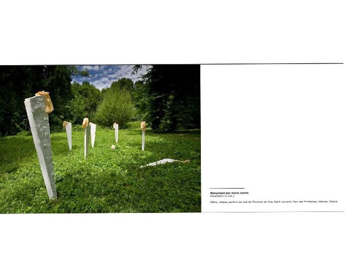 monuments aux morts pour les lonely toons4